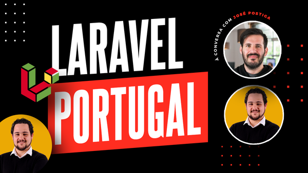 Talking About the Laravel-Portugal Community and Web Development